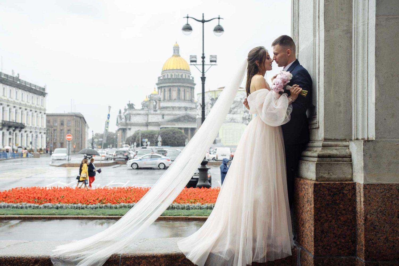 Тренды свадебные платья 2021